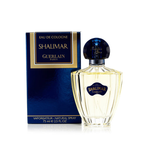 Guerlain Shalimar Cologne Womens Spray 2.5 oz.