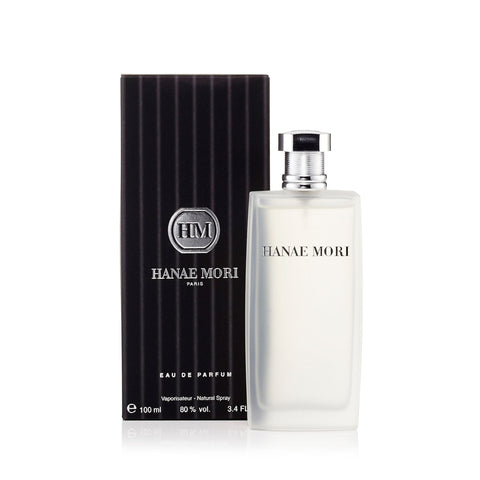 Hanae Mori Man Eau de Toilette for Men By Hanae Mori 3.4 oz.
