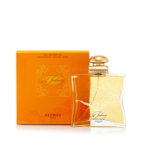 24 Faubourg Eau de Parfum Spray for Women by Hermes 3.3 oz.