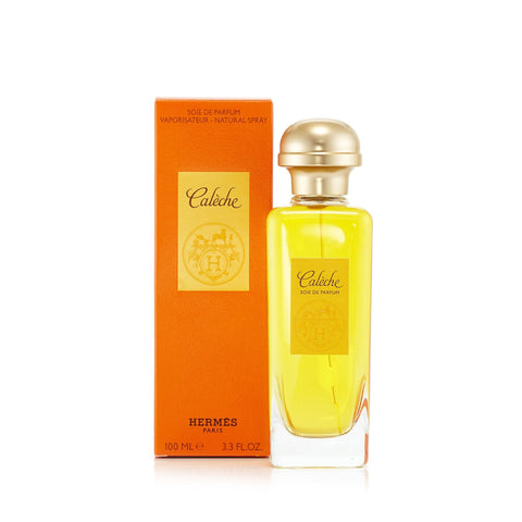 Caleche Eau de Parfum Spray for Women by Hermes 3.3 oz.