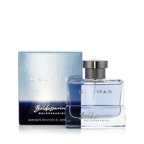 Baldessarini Del Mar Eau de Toilette Spray for Men by Hugo Boss 3.0 oz.