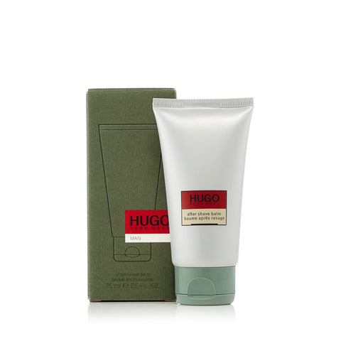 Hugo Green After Shave Balm for Men by Hugo Boss 2.5 oz.
