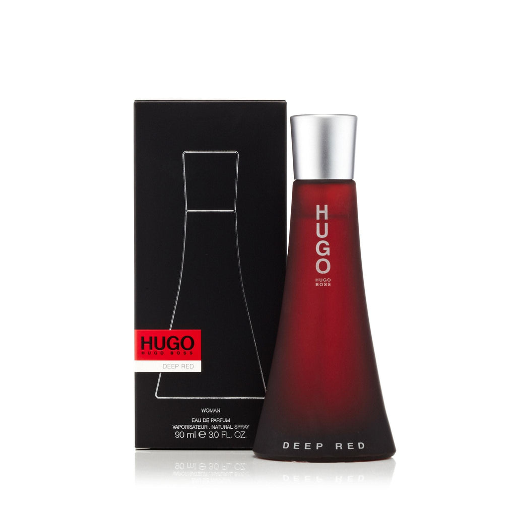 Hugo Boss Hugo Deep Red Eau de Parfum Womens Spray 3.0 oz.