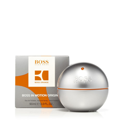 Hugo Boss In Motion Eau de Toilette Mens Spray 3.0 oz.