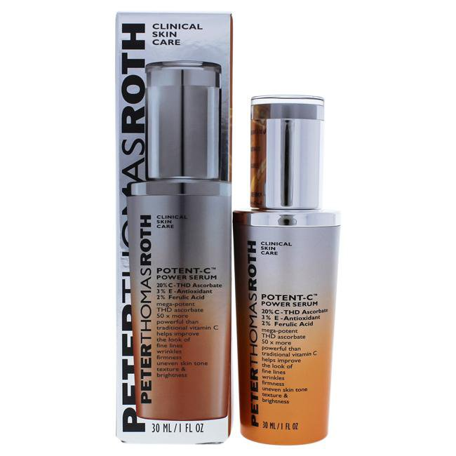 Potent-C Power Serum by Peter Thomas Roth for Unisex - 1 oz Serum