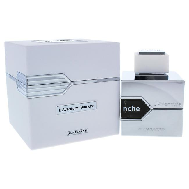 LAVENTURE BLANCHE BY AL HARAMAIN FOR MEN -  Eau De Parfum SPRAY