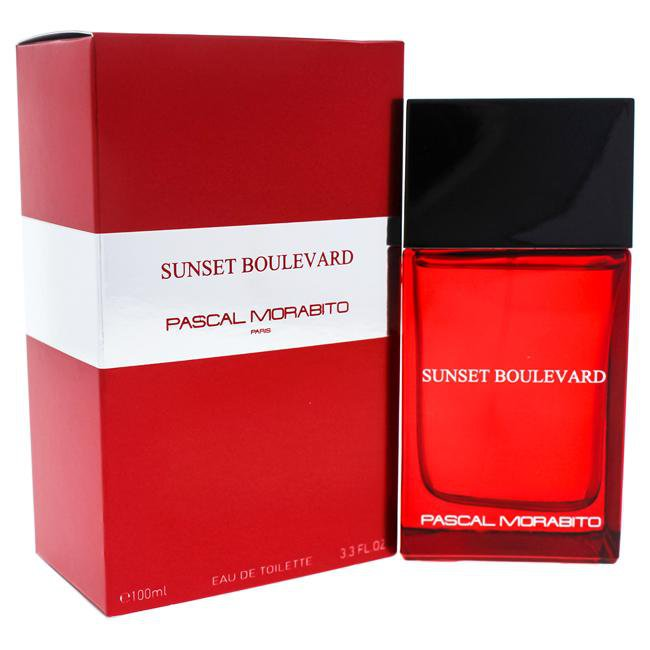 SUNSET BOULEVARD BY PASCAL MORABITO FOR MEN -  Eau De Toilette SPRAY