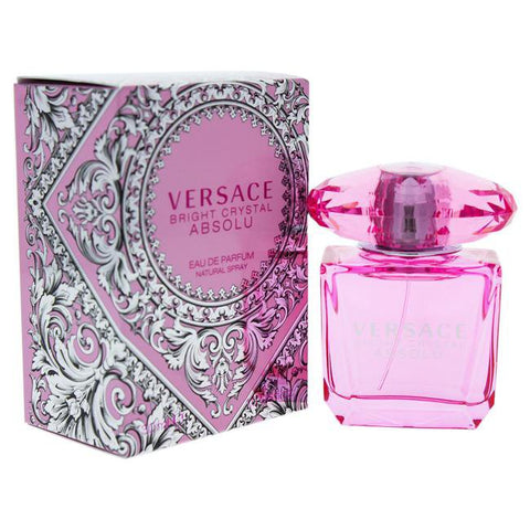 Bright Crystal Absolu by Versace for Women - EDP Sprayimage