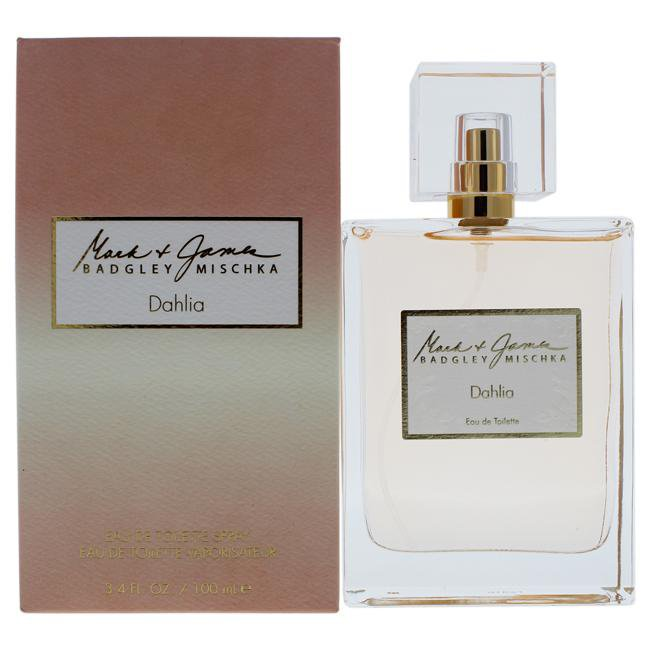 MARK AND JAMES DAHLIA BY BADGLEY MISCHKA FOR WOMEN -  Eau De Toilette SPRAY