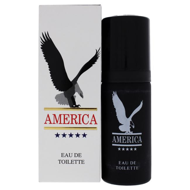 America by Milton-Lloyd for Men - EDT Spray
