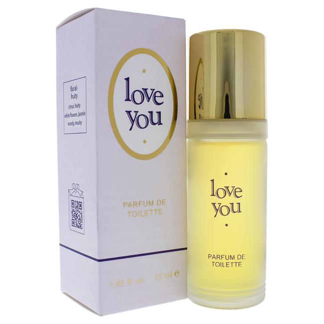 Love You by Milton-Lloyd for Women - PDT Spray