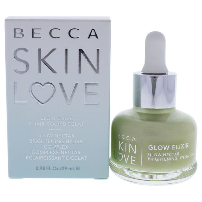 Skin Love Glow Elixir by Becca for Women - 0.98 oz Serum