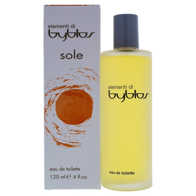 Elementi Di Sole by Byblos for Women - EDT Spray