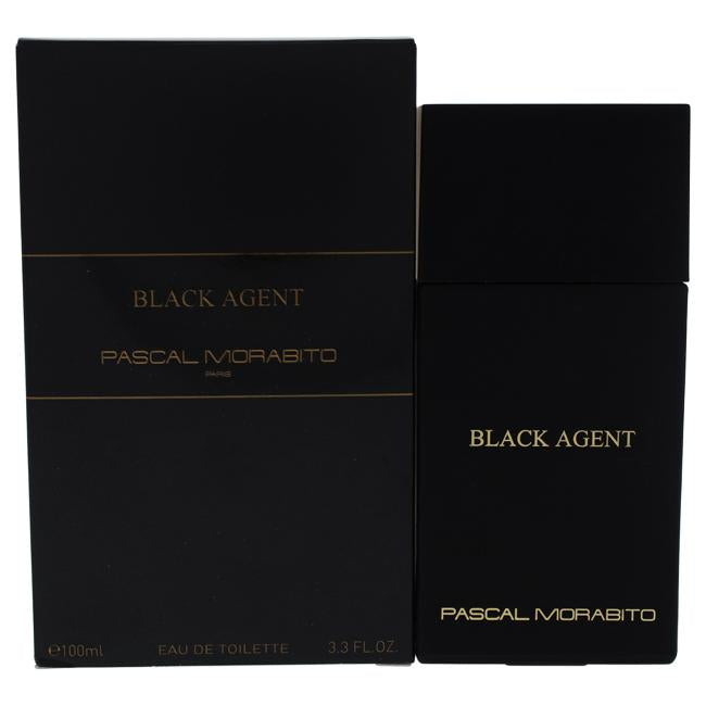 Black Agent by Pascal Morabito for Men - EDT Spray