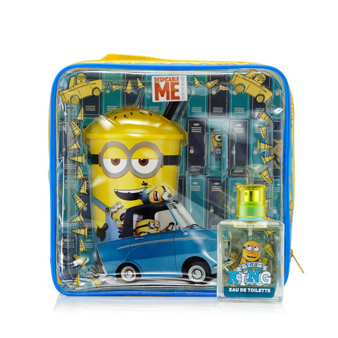 Minions Lunch Box Gift Set for Boys by Illumination Entertainment