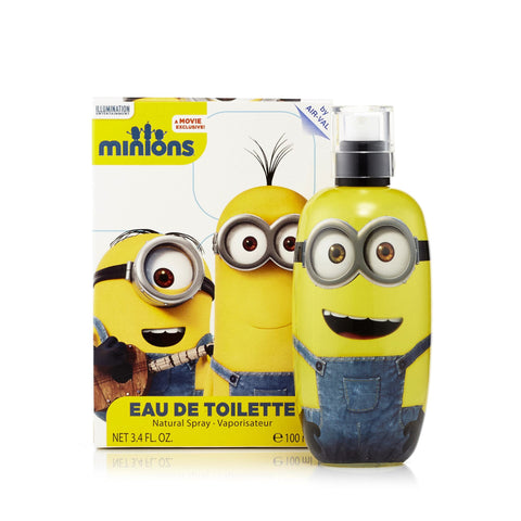 Minions Eau de Toilette Boys Spray 3.4 oz.