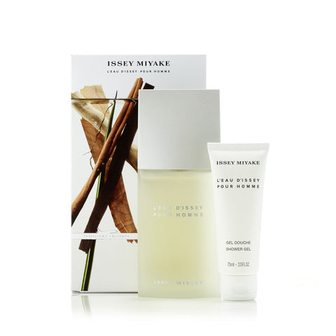 L'Eau Dissey Gift Set for Men by Issey Miyake 4.2 oz.