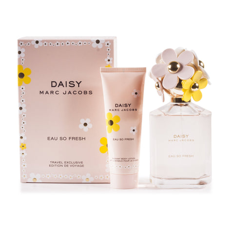 Daisy Eau So Fresh Set for Women by Marc Jacobs 4.2 oz.