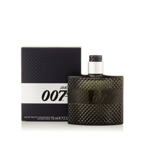 James Bond 007 Eau de Toilette Spray for Men by James Bond 2.5 oz.
