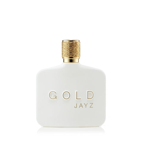 Jay Z Gold Eau de Toilette Mens Spray 3 oz.