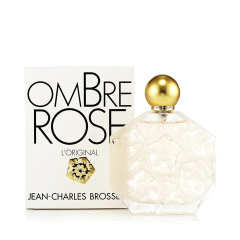 Ombre Rose Eau de Toilette Spray for Women by Jean Charles Brosseau 3.3 oz.