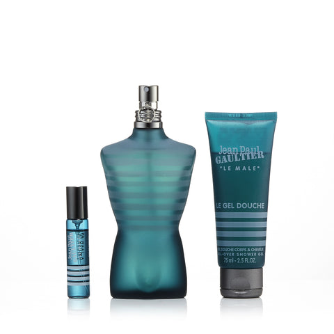 Gaultier Gift Set for Men by Jean Paul Gaultier 4.2 oz.