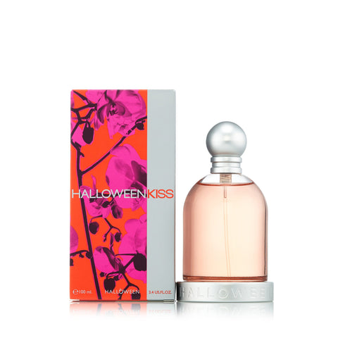 Halloween Kiss Eau de Toilette Spray for Women by Jesus Del Pozo 3.4 oz.
