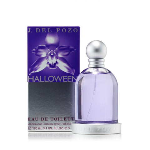 Jesus Del Pozo Halloween Eau de Toilette Womens Spray 3.3 oz.
