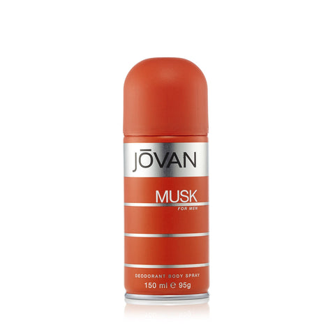 Jovan Musk Deodorant Body Spray for Men by Coty 5.0 oz.