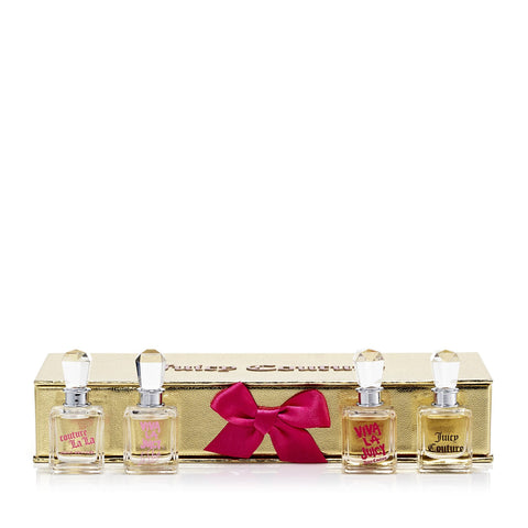 Juicy Couture Juicy Couture Coffret Miniatures Womens 0.17 oz.