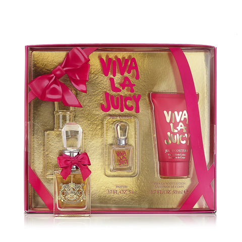 Viva La Juicy Set for Women by Juicy Couture 1.0 oz.
