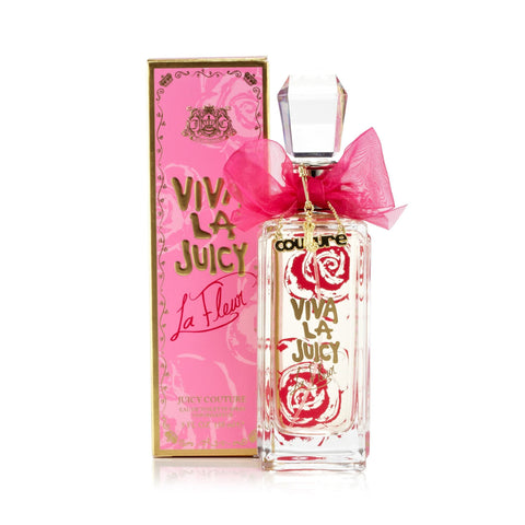 Juicy Couture Viva La Fleur Eau de Toilette Womens Spray 5 oz.