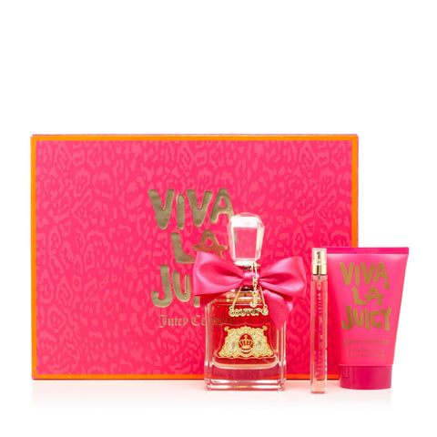 Juicy Couture Viva La Juicy Gift Set Womens 3.4 oz.