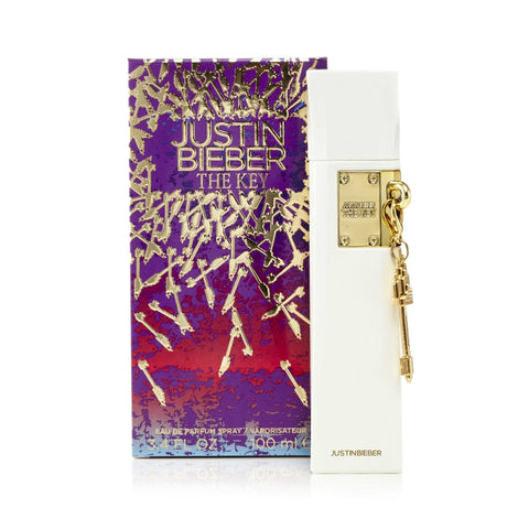 Justin Bibier The Key Eau de Parfum Womens Spray 3.4 oz.