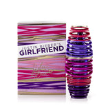 Girl Friend Eau de Parfum Spray for Women by Justin Bieber 1.7 oz.