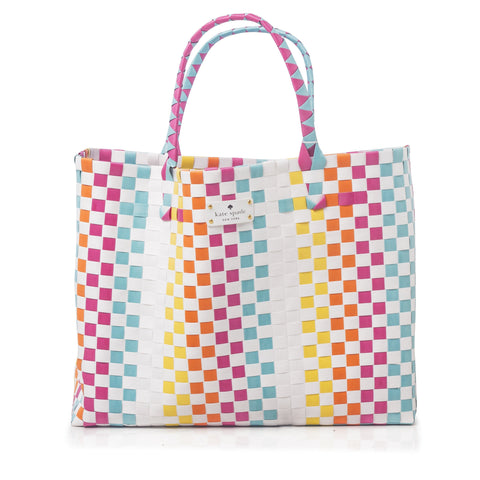 Live Colorfully Tote Bag by Kate Spade