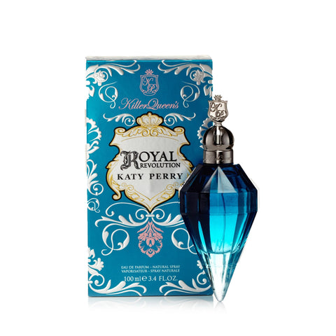 Katy Perry Royal Revolution Eau de Parfum Womens Spray 3.4 oz.