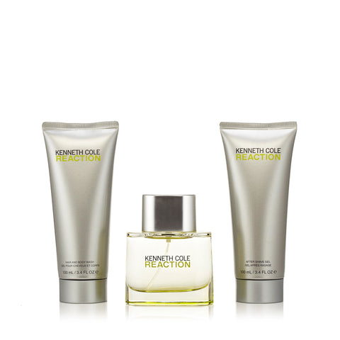 Reaction Gift Set for Men by Kenneth Cole 1.7 oz.