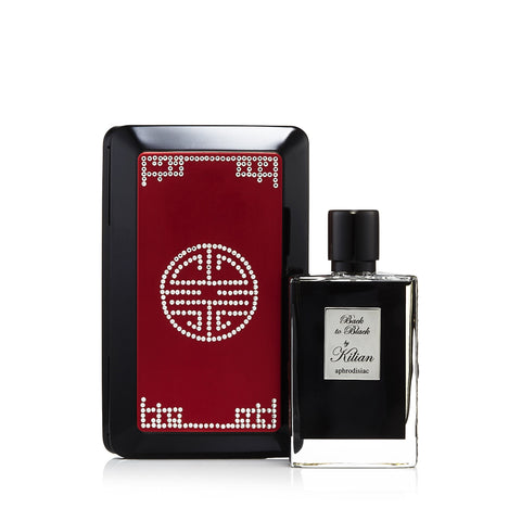 A Night in Shanghai Back to Black Aphrodisiac Eau de Parfum Spray Unisex by Kilian 1.7 oz.