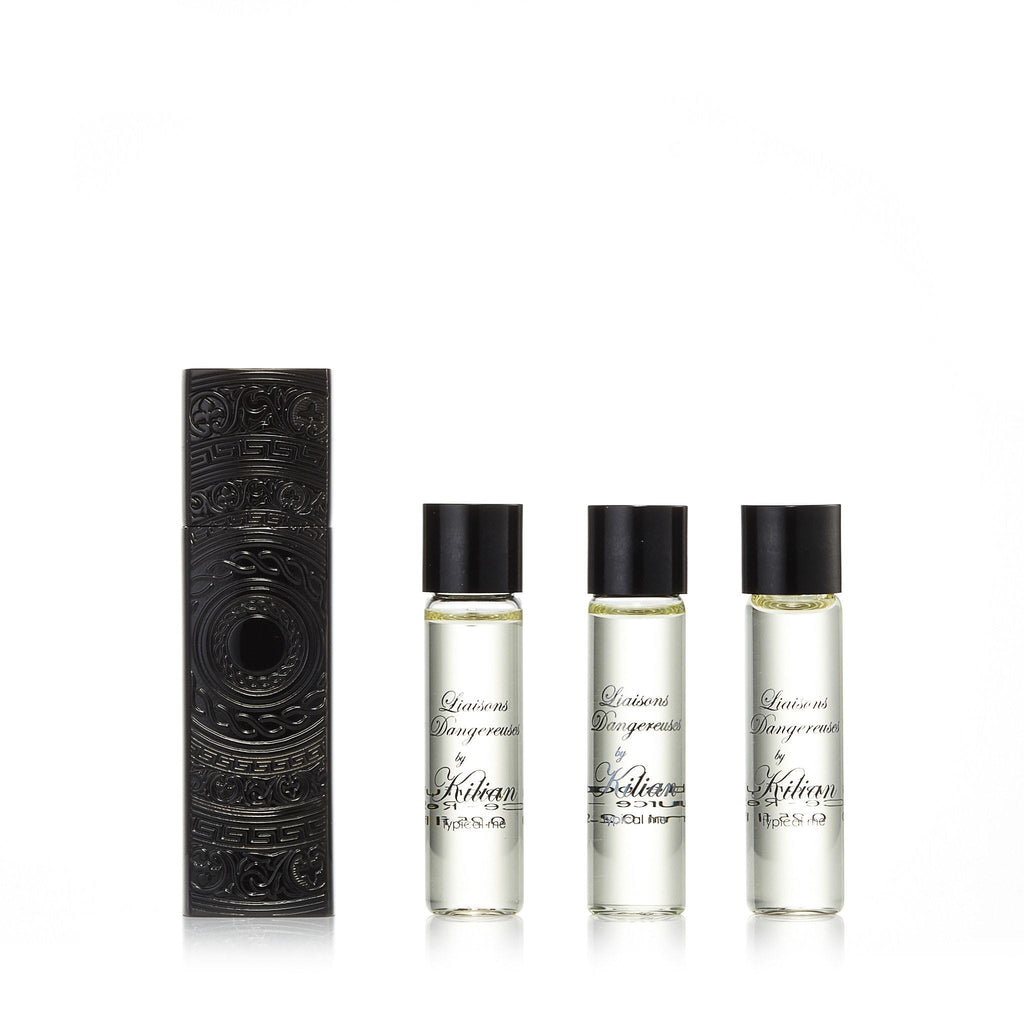 Liaisons Dangereuses Eau de Parfum Travel Refill Set Unisex by Kilian 0.25 oz. Each