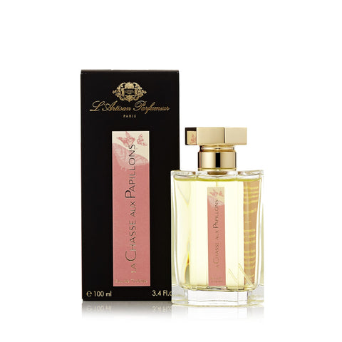 La Chasse Aux Papillons Eau de Toilette Spray for Women by L'Artisan Parfumeur 3.4 oz.