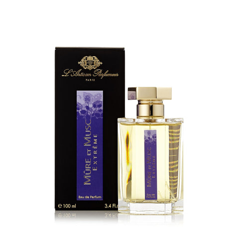 Mure et Musc Extreme Eau de Parfum Spray for Men and Women by L'Artisan Parfumeur 3.4 oz.