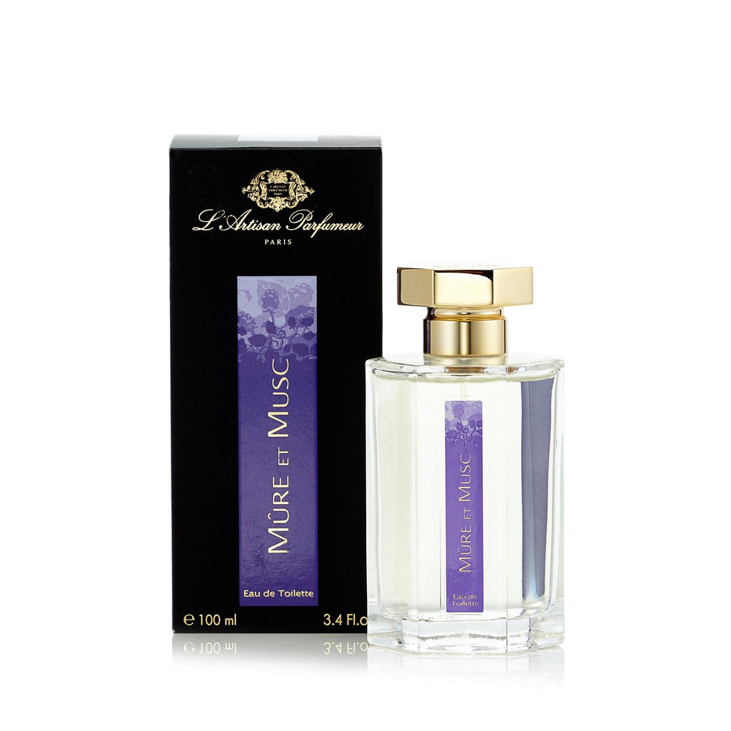 Mure et Musc Eau de Toilette Spray for Men and Women by L'Artisan Parfumeur 3.4 oz.