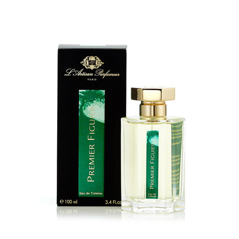 Premier Figuier Eau de Toilette Spray for Women by L'Artisan Parfumeur 3.4 oz.