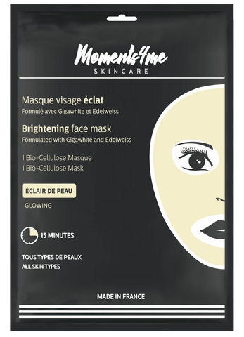Brightening Face Mask by Moments4me Skincare