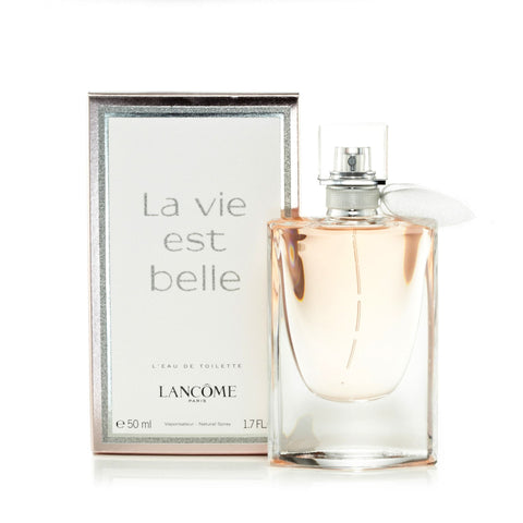 Lancome La Vie Est Belle Eau de Toilette Womens Spray 1.7 oz.