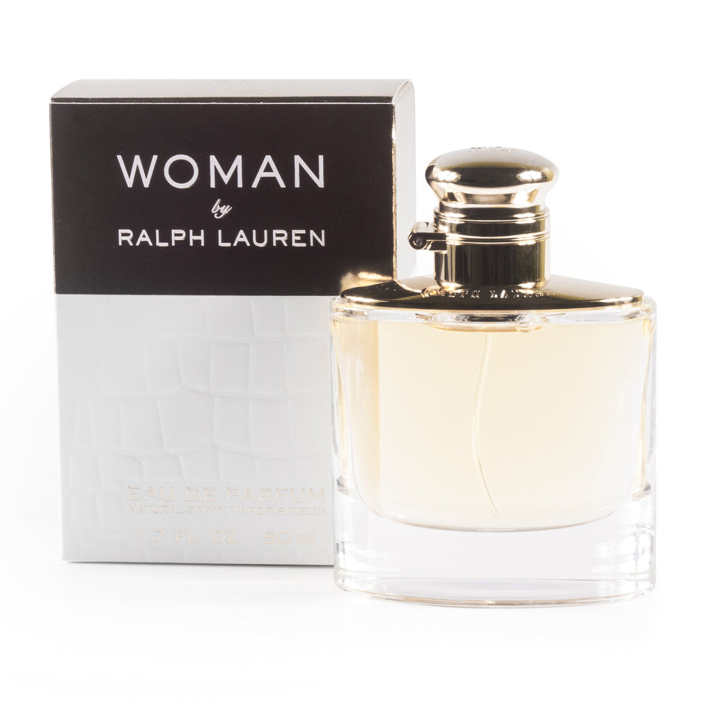 Woman Eau de Parfum Spray for Women by Ralph Lauren 1.7 oz.
