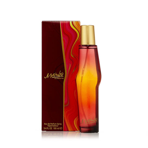 Mambo Eau de Parfum Spray for Women by Claiborne 3.4 oz.
