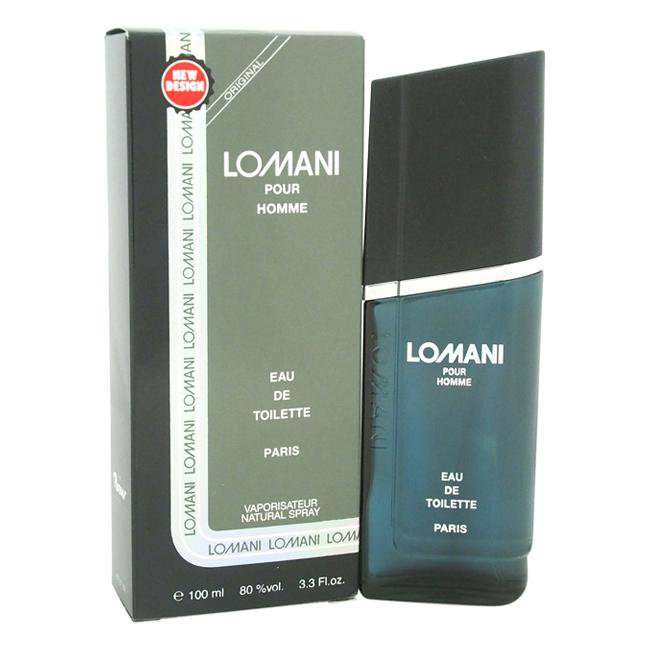 Lomani by Lomani for Men - Eau de Toilette - EDT/S