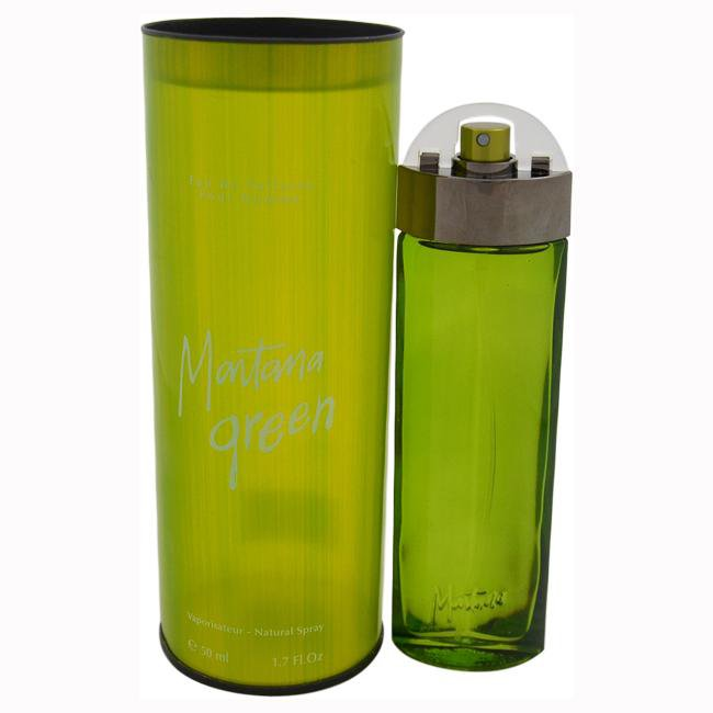 MONTANA GREEN BY CLAUDE MONTANA FOR MEN -  Eau De Toilette SPRAY